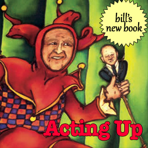 Acting up: Lessons From the Theatre Of Life