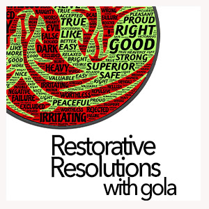 Restorative Resolutions with Gola